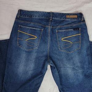Seven7 Women's Boot Cut Jeans 18/32